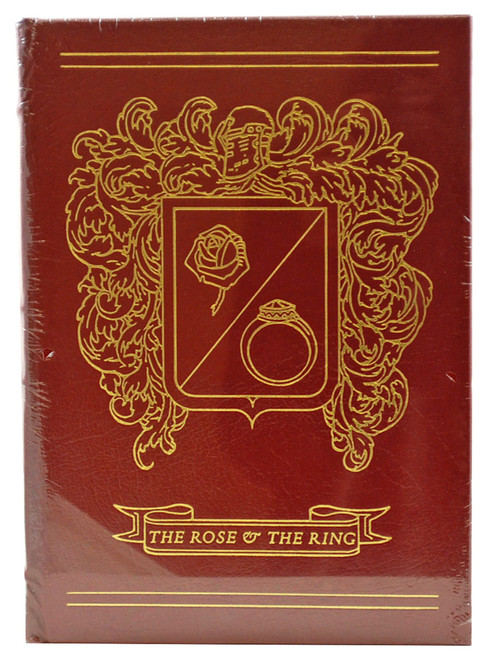 "Easton Press ""The Rose and the Ring"" William Makepeace Thackeray, Leather Bound Collector's Edition [Sealed]"