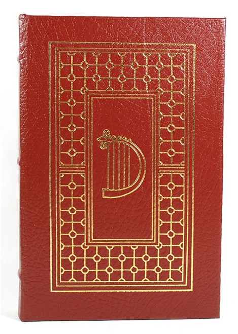 """Easton Press """"The Book of Psalms: In the King James Version"""", Leather Bound Famous Editions"""