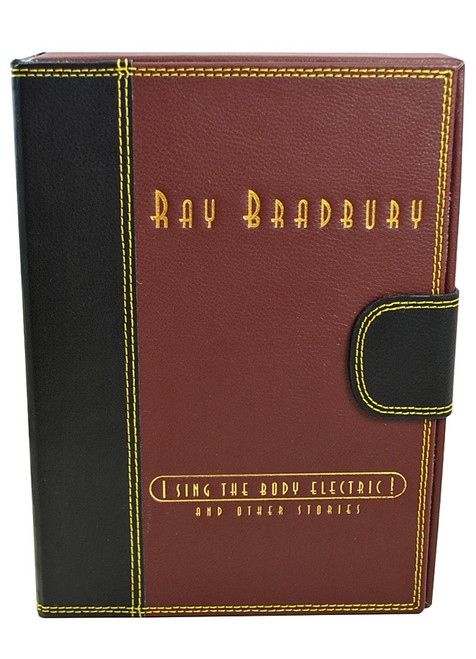 "Ray Bradbury ""I Sing The Body Electric and Other Short Stories"" Deluxe Signed Lettered Edition ""G"" of 26 in tray-case [Very Fine]"