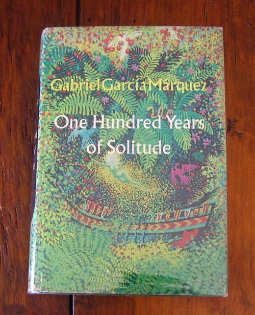 "Gabriel Garcia Marquez ""100 Years of Solitude"" US First Edition, Fine/NF"