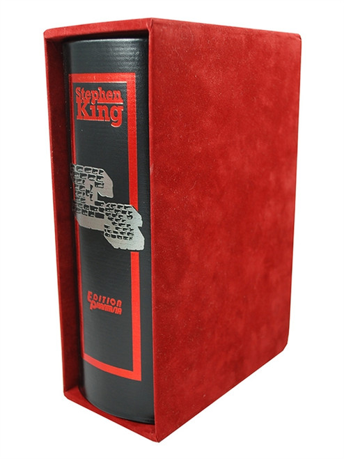 Stephen King ES German Limited Edition First World Edition Bootleg