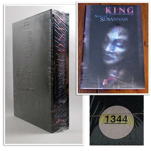 Stephen King Dark Tower Grant Signed Limited