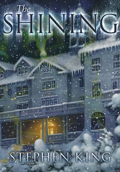 "Stephen King ""The Shining"" Deluxe Limited Edition - Slipcased Oversized [Sealed]"