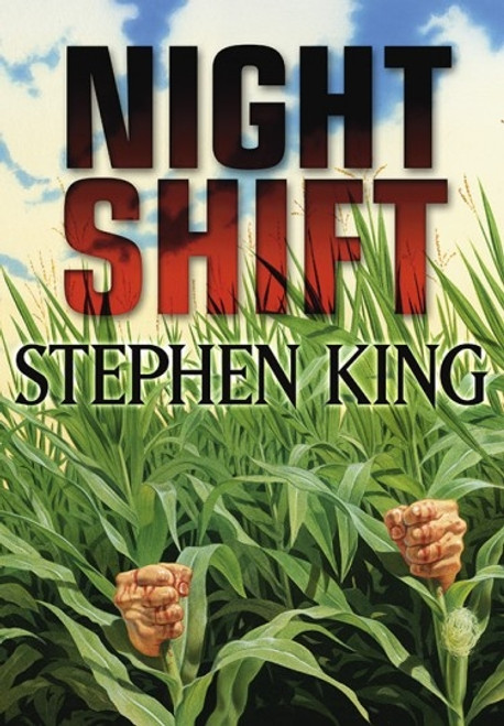"""Stephen King """"Night Shift"""" Signed Limited Artist Edition of 750 [As New]"""