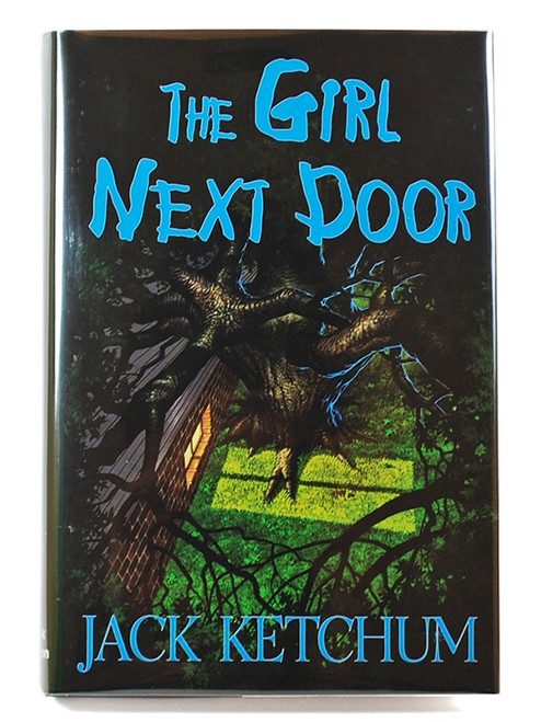 "Jack Ketchum  ""The Girl Next Door"" Signed Limited First Edition No. 112 of only 500, Slipcased [Very Fine]"
