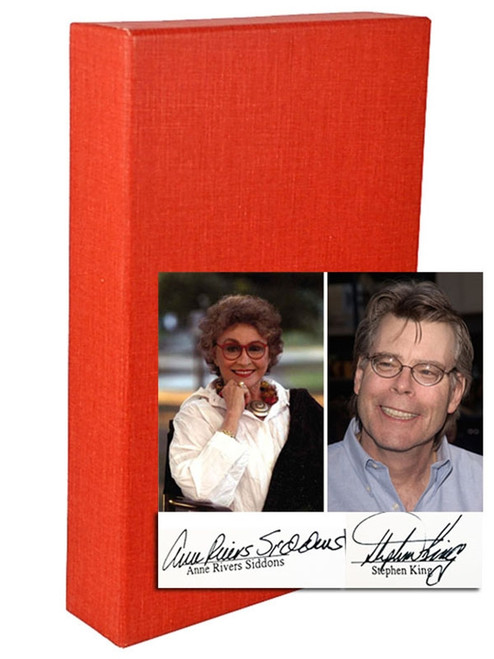 "Stephen King ""The House Next Door"" Signed Lettered Edition w/Slipcase [Very Fine]"