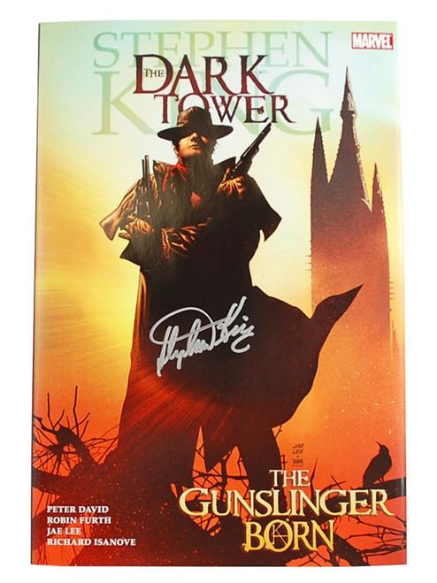 "Marvel 2007 - Stephen King ""The Dark Tower: Gunslinger Born"" Signed First Edition of only 100"