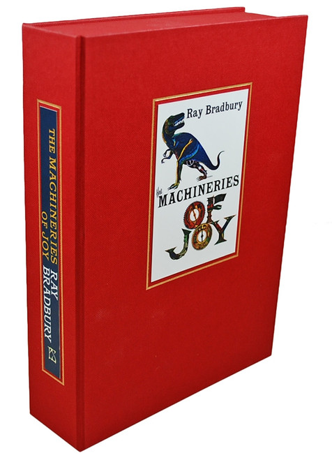 "Ray Bradbury ""Machineries of Joy"" Signed Limited Edition, 95 of 100, in tray-case [Very Fine]"