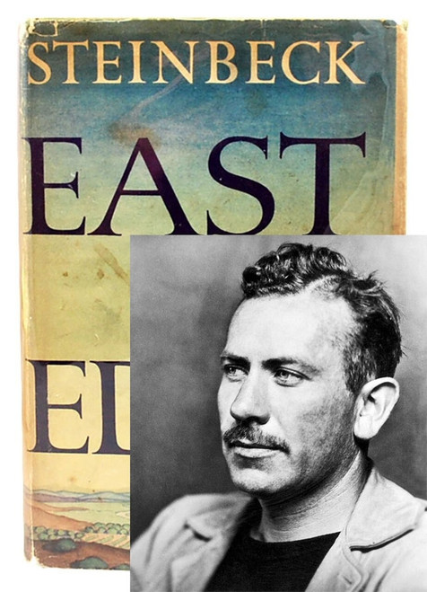 "John Steinbeck ""East of Eden"" First Edition"