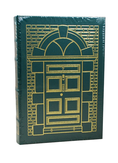 "James Joyce ""Ulysses"" Limited Edition, Leather Bound Collector's Edition [Sealed]"