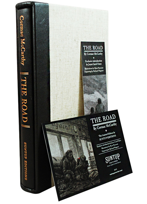 "Cormac McCarthy ""The Road"" Signed Limited Edition No. 90 of 250, Leather Bound Collector's Edition,  Slipcased w/Premiums [VERY FINE]"