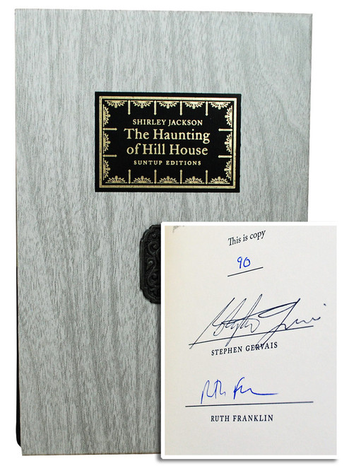 "Shirley Jackson ""The Haunting of Hill House"" Signed Limited Edition No. 90 of 185 [Very Fine]"