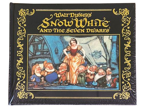 "Easton Press ""Snow White And The Seven Dwarves"" Limited Edition, Leather Bound Collector's Edition [Sealed]"