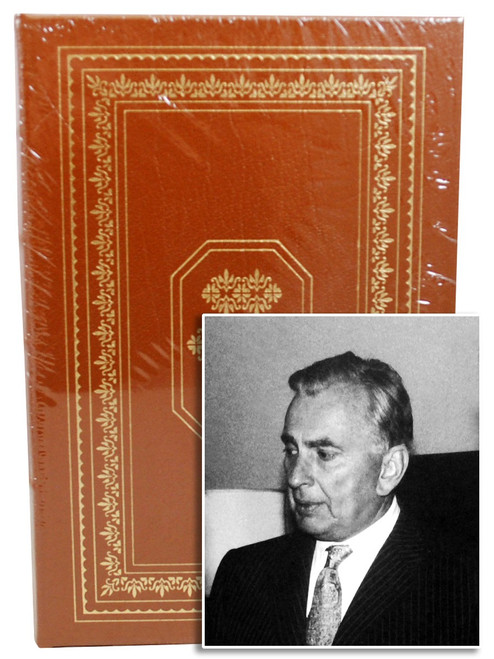 "Gore Vidal ""The Golden Age"" Signed Limited First Edition, Leather Bound Collector's Edition [Sealed]"