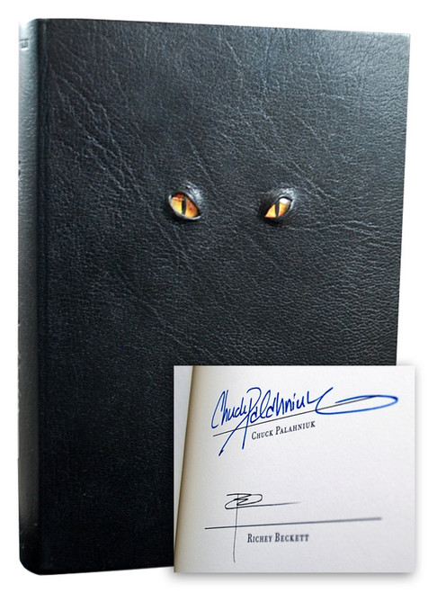 "Ira Levin ""Rosemary's Baby"" Signed Lettered Edition of only 26, Leather Bound Collector's Edition [Very Fine]"