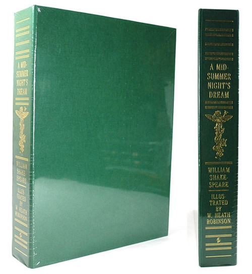 "Easton Press ""A Midsummer Night's Dream"" William Shakespeare, Limited Edition of 250"