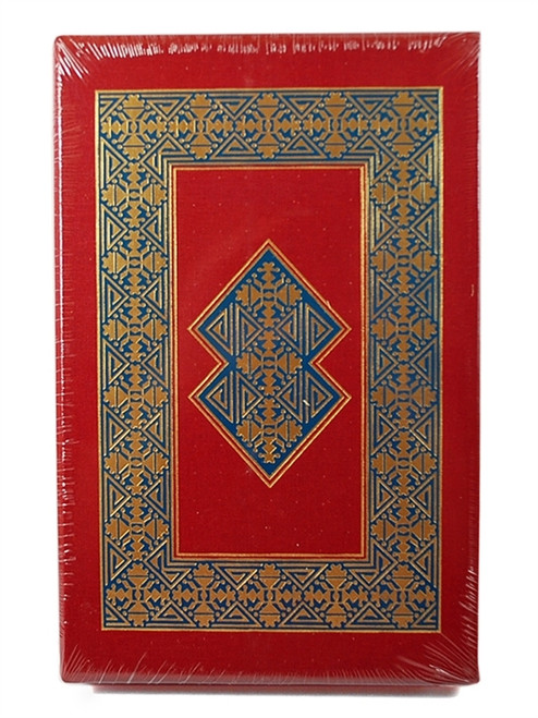 "Easton Press ""The Alchemist"" Paulo Coelho, Signed Limited Deluxe Edition of only 1,000 Slipcased [Sealed]"