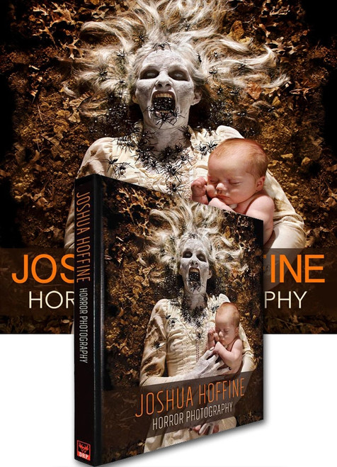 Joshua Hoffine HORROR PHOTOGRAPHY Deluxe Signed Limited Edition of only 300, Slipcased [Sealed]