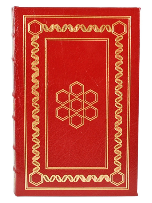 "Easton Press, James A. Watson ""The Double Helix"" Leather Bound Collector's Edition [Sealed]"