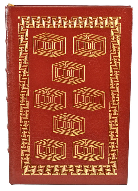 Easton Press Albert Einstein and Leopold Infeld The Evolution of Physics Collector's Edition Leather Bound Book