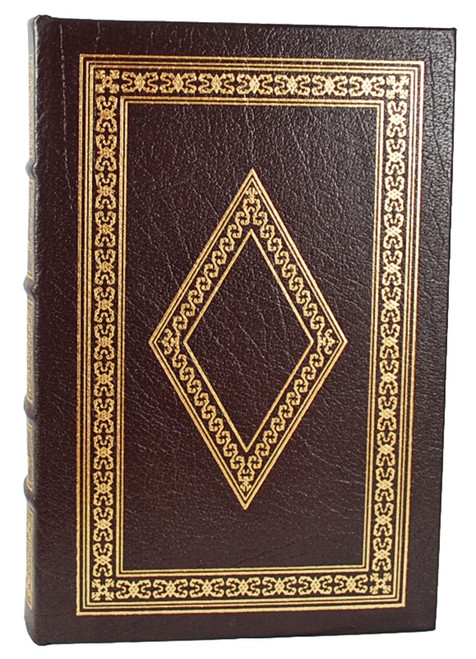 "Easton Press, Ron Chernow ""TITAN: The Life of John D. Rockefeller"" Leather Bound Collector's Edition [Very Fine]"
