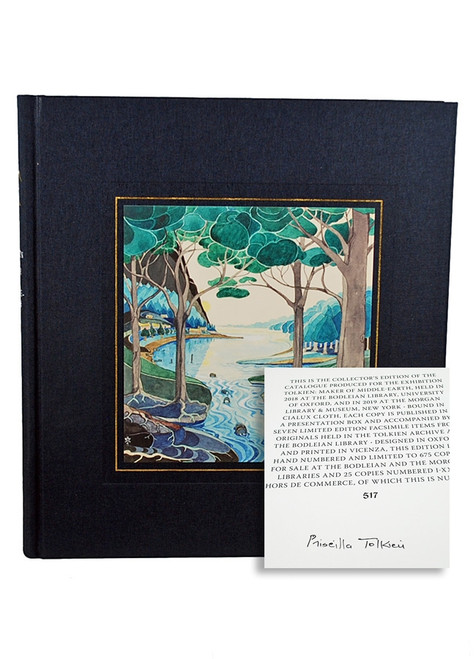 "Tolkien ""Maker of Middle-Earth"" Collector's Edition [Very Fine]"