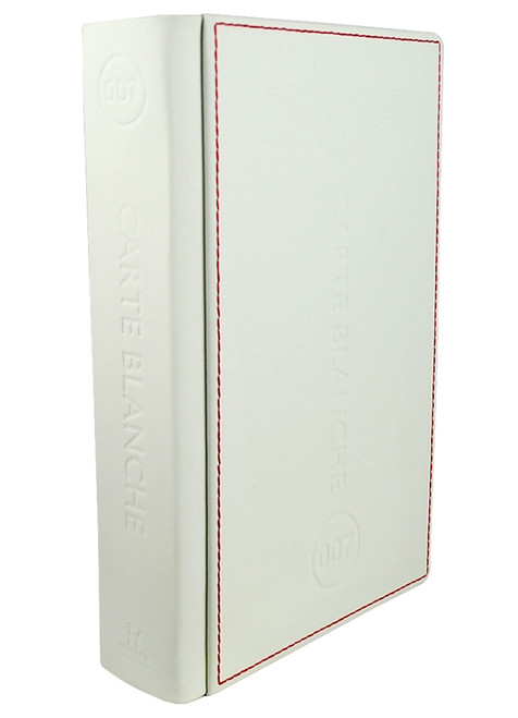"Jeffery Deaver ""CARTE BLANCHE"" James Bond Edition, Bentley Motors Limited Edition of 500  [Very Fine]"