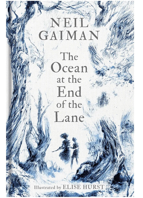 "Neil Gaiman ""The Ocean at the End of the Lane"" Signed Limited Edition of 1,000 in slipcase [Very Fine]"