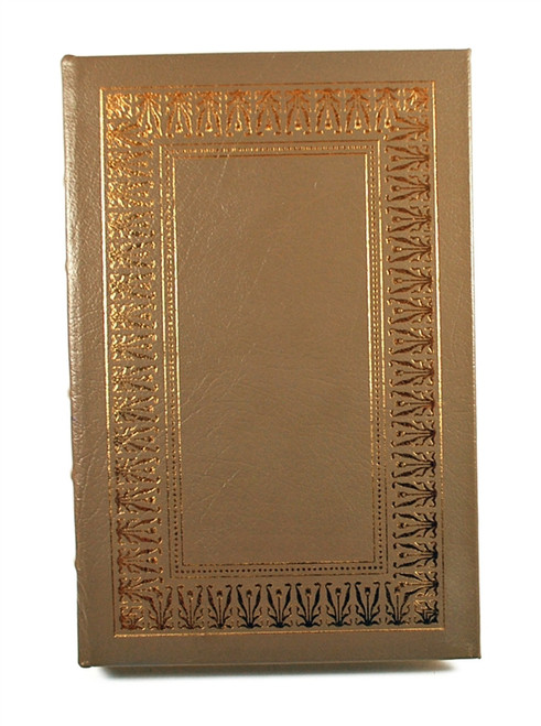 "Easton Press, William Kennedy ""Ironweed"" Signed Limited Edition, Leather Bound Collector's Edition w/COA [Very Fine]"