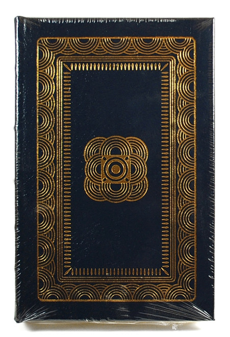 "Easton Press, Nick Hornby ""High Fidelity"" Signed Limited Edition, Leather Bound Collector's Edition w/COA (Sealed)"