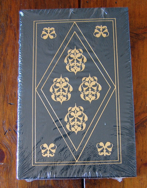 Easton Press Kinsella Signed Shoeless Joe