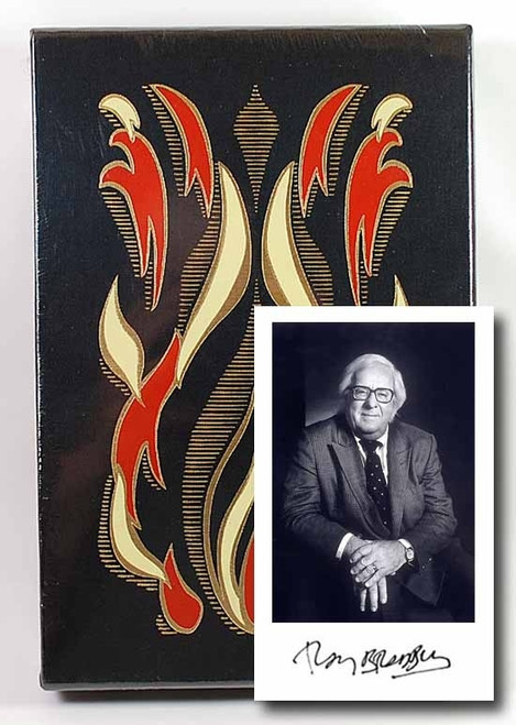 "Ray Bradbury ""Fahrenheit 451"" Signed Limited Deluxe Edition of 700 in Slipcase (Sealed)"