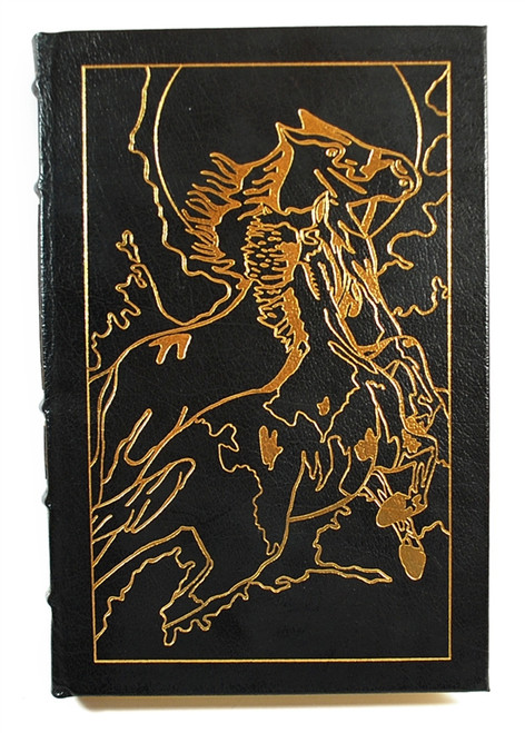 "Easton Press, C.J. Cherryh ""Rider at the Gate (Nighthorse, Book 1)"" Signed First Edition w/COA (Very Fine)"