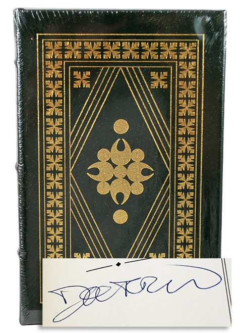Easton Press Cory Doctorow Overclocked Signed First Edition Leather Bound Book