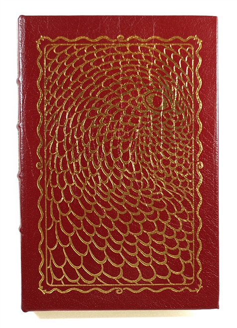 """Easton Press, Anne and Todd McCaffrey """"Dragon's Fire"""" Signed Limited Edition w/COA (Very Fine)"""