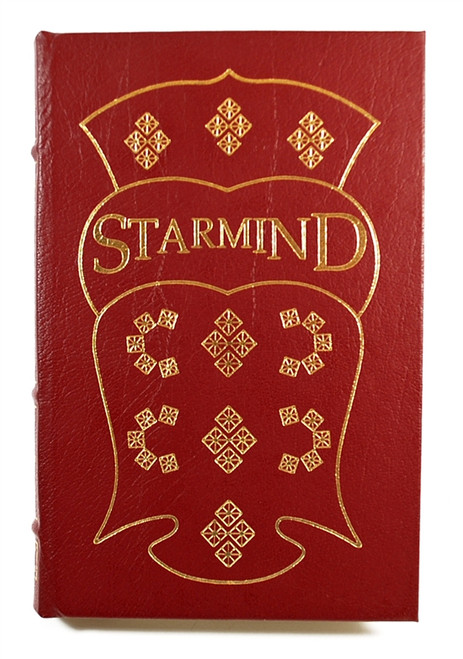 "Easton Press, Spider and Jeanne Robinson ""Starmind"" Signed First Edition, Leather Bound Collector's Edition (Very Fine)"