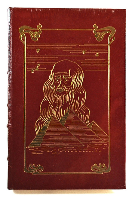"Easton Press, Jack Dann ""The Memory Cathedral"" Signed First Edition w/COA (Sealed)"