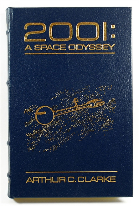 Easton Press Arthur Clarke 2001: A Space Odyssey Leather Bound Book