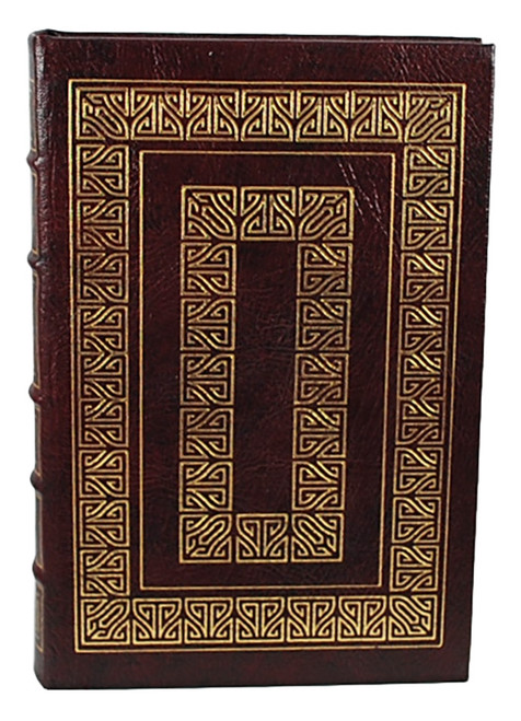 "Arthur Kahn ""The Education of Julius Caesar"" Leather Bound Collector's Edition [Very Fine]"