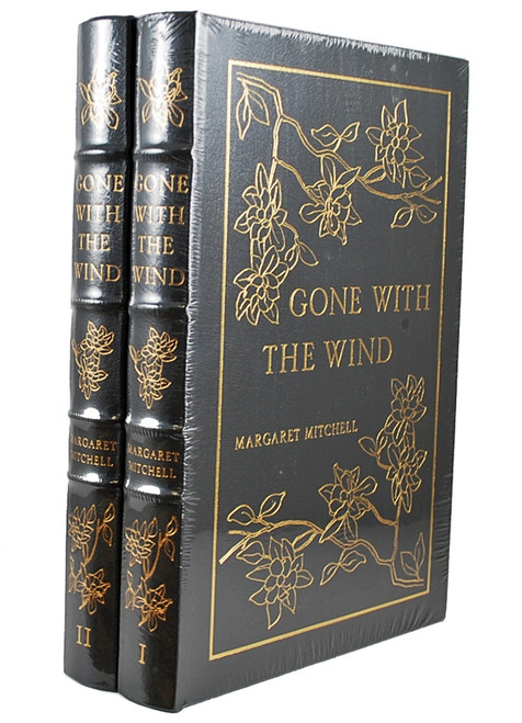 Easton Press Leather Bound Book Gone With the Wind Margaret Mitchell