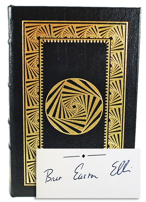 """Easton Press, Bret Easton Ellis """"American Psycho"""" Signed Limited Collector's Edition w/COA"""