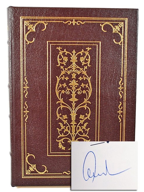 """Easton Press  """"Who's Afraid of Virginia Wolf?"""" Edward Albee, Signed Limited Edition - Sealed"""