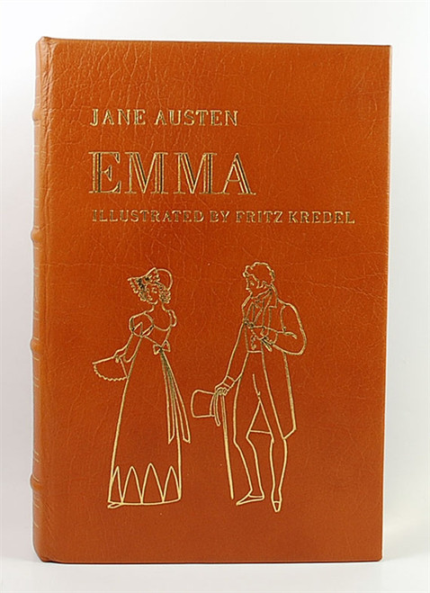 Easton Press 'Emma' Jane Austen Leather Bound