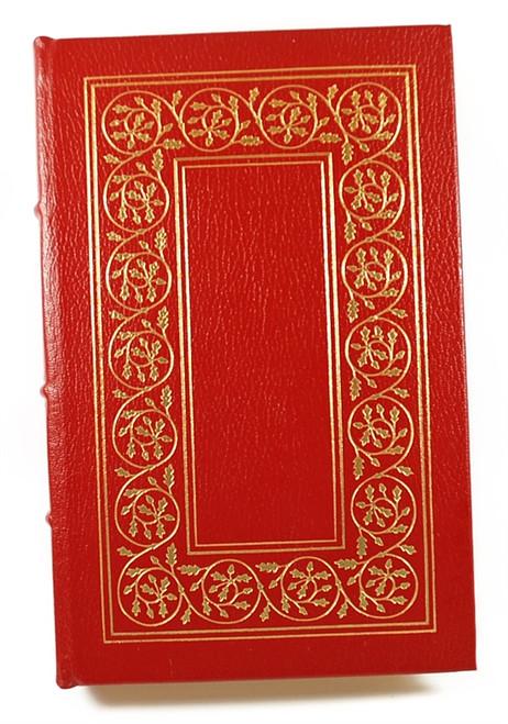 Easton Press 'Kenilworth' Walter Scott, Leather Bound