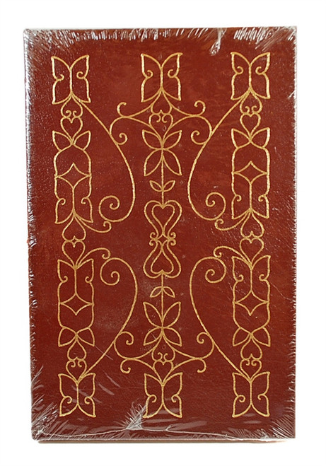 """Walter Pater """"The Marriage Of Cupid & Psyche"""" Leather Bound Collector's Edition [Very Fine]"""