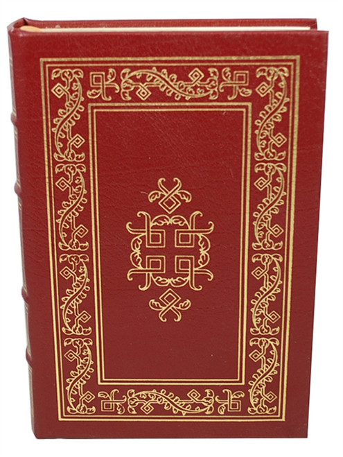 """Easton Press, John Dos Passos """"U. S. A. : The 42nd Parallel"""" Leather Bound Collector's Edition"""