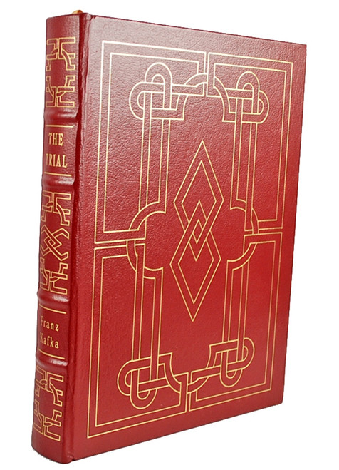 "Easton Press, Franz Kafka ""The Trial"" Leather Bound Collector's Edition [Very Fine}"