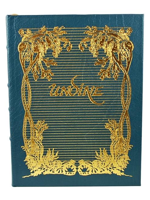 "Easton Press, Friedrich de la Motte Fouque ""Undine"" Leather Bound Collector's Edition"