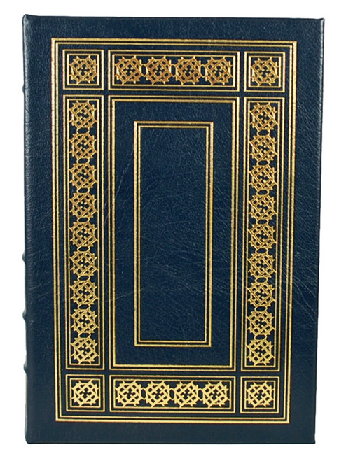 """Easton Press, Jules Verne """"From the Earth to the Moon"""" Leather Bound Collector's Edition"""