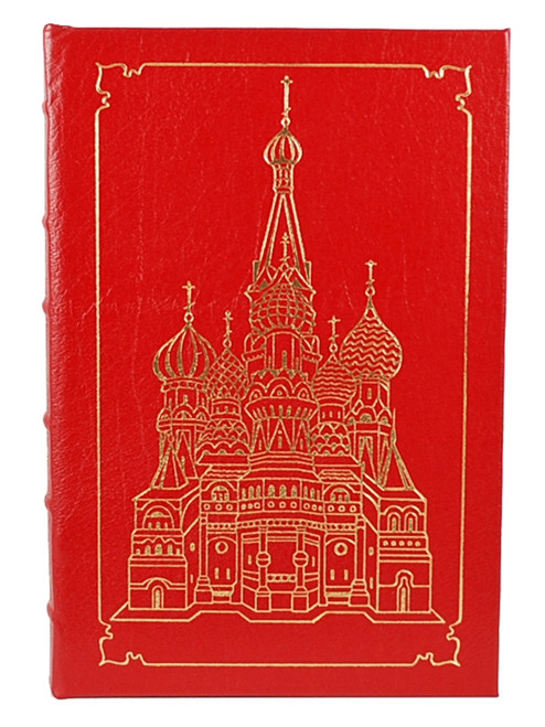 """Easton Press, Alexander Pushkin """"Eugene Onegin: A Novel in Verse"""" Leather Bound Collector's Edition"""